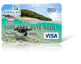 Business Edition<sup>&#174;</sup> Visa<sup>&#174;</sup> Card with Absolute Rewards<sup>&#174;</sup>