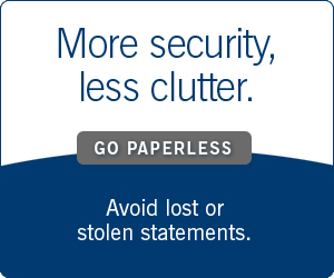 Paperless Statements