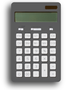 Grey calculator