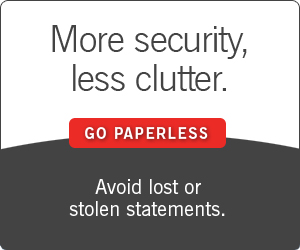 Overstock Paperless Statements