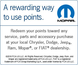 Mopar Rewards