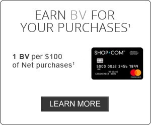1 bv for every 100 of net purchases - Mastercard Business Credit Card